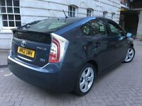 TOYOTA PRIUS T SPIRIT 1.8 VVTI = HYBRID = PCO UBER READY = 2012 REG = NEWER SHAPE = £9750 ONLY =