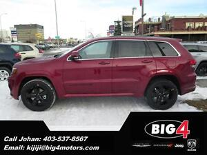 2015 Jeep Grand Cherokee High Altitude, LOADED, BLOWOUT!