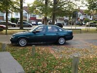 Vauxhall cavalier expression 4 door,maybe the last one