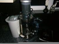 JUICER - Sage by Heston Blumenthal the Nutri Juicer - Silver