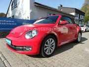 Volkswagen The Beetle Cabrio 1.2 TSI Design Nav/Led/Klim/1H
