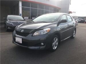 2014 Toyota Matrix TOURING VALUE PAK, MOONROOF, ALLOY WHEELS, KE