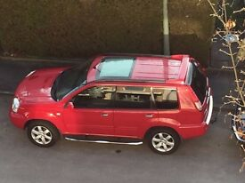 Nissan X-Trail, Columbia, 2006, 2.5, Auto, 165hp, sat nav, parking aid, tow bar, MOT jan2018