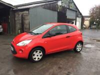 Ford Ka Studio 1.2 Petrol Full Service History Low Miles Cheap Tax