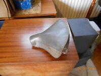 old motorbike seat