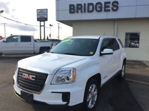 2017 GMC Terrain SLE**Backup Cam/AWD/Warranty and much more**