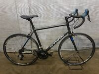 "Road racing bike B-TWIN TRIBAN 500 UPGRADED Frame 21"" BIG BIKE!"