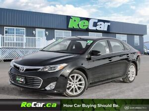2013 Toyota Avalon XLE REDUCED | HEATED LEATHER | BACK UP CAM...
