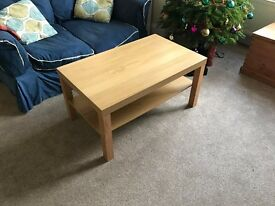 Ikea Lack coffee table