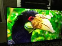 "Panasonic TX-40CX400B 40"" 4K Ultra HD 3D Smart Freeview HD LED"