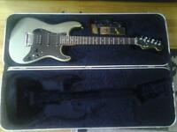 FENDER STRATOCASTER E5 SERIES E508958 MADE IN JAPAN WITH CASE