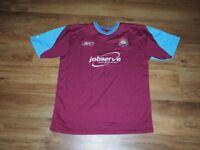 2 x West Ham United FC Shirt