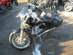 2003 Kawasaki Vulcan 500 (parts bike) London Ontario image 2