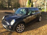 Mini, HATCHBACK, Hatchback, 2002, Manual, 1598 (cc), 3 doors
