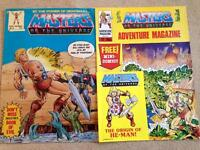 Masters Of The Universe Comics!