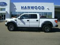 2013 Ford F-150 SVT Raptor,NAVIGATION,MOONROOF