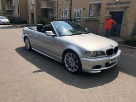 Bmw 320i m sport convertible manual 2005