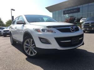 2011 Mazda CX-9 GT/LEATHER/BACK UP CAMERA