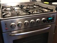 Zanussi gas cooker and oven ZCM 610x
