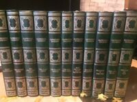 Collection beautifully bound Catherine Cookson novels