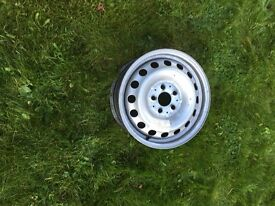 Mercedes Vito Spare Wheel