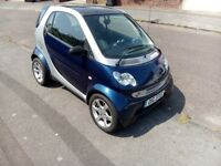 Smart Fortwo Coupe Semi Auto / Private Number Plate Included