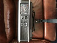 """Caewei Projector With 100"""" Suoying Electric Projector Screen. Comes With Projector Bracket"""
