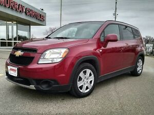 2012 Chevrolet Orlando Wgn 1LT 7 Passenger Option