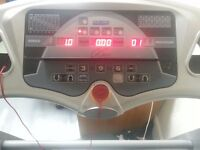 Treadmill gym equipment