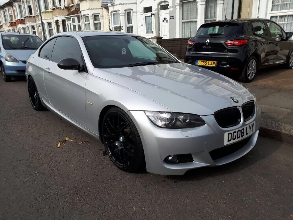 bmw e92 320d m sport 2008 in ilford london gumtree. Black Bedroom Furniture Sets. Home Design Ideas