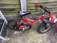 Kids cycle £5