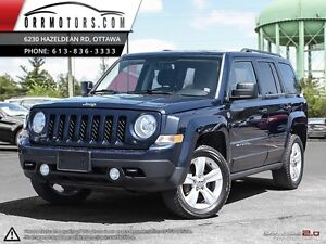 2013 Jeep Patriot Sport 4WD norrth