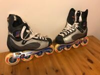 Externo Rollerblades - excellent condition - size UK 4.5 - 5