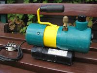REFCO RL-4 High Vacuum Pump for refrigeration or airconditioning units