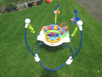 """JUMPEROO - Fisher Price very rare """"Under the Sea"""" model"""