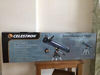 Telescope - Celestron Astromaster LT 76AZ