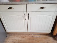 "**** LOOKING FOR KITCHEN BASE + WALL + DRAWERS UNITS ""VIVALDI IVORY"" ****"