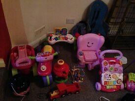 Brilliant condition kids toys
