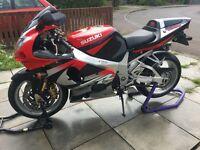 Suzuki gsx1000r for sale 2002