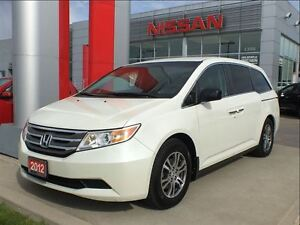 2012 Honda Odyssey EX, heated seats, backup camera