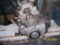 HONDA CB200 TWIN ENGINE