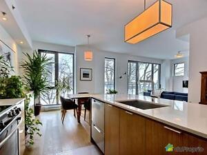 459 000$ - Condo à vendre à Rosemont / La Petite Patrie