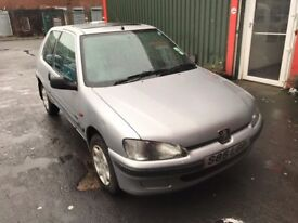 Peugeot 106 Low Mileage, *STARTS AND DRIVES*