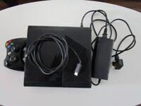 Xbox 360 E 500gb HDD. Controller & HDMI cable