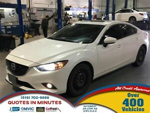 2015 Mazda MAZDA6 GT | NAVIGATION | ALLOY WHEELS | HEATED SEATS