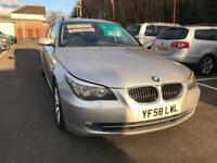 ***BMW 325d ESTATE 2008 FULLY LOADED FULL BMW SERVICE HISTORY AUTOMATIC***