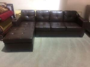 Sectional + FREE DELIVERY within Edmonton
