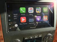 Pioneer Apple CarPlay double din