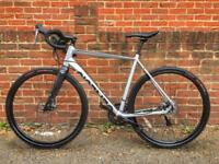 Genesis CDA 10 Silver Bike 2018 Racing/Road (not Giant - Specialized - Cannondale - Trek - Bianchi )