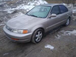 2000 Acura EL just in for parts @ PICnSAVE Woodstock ws4540
